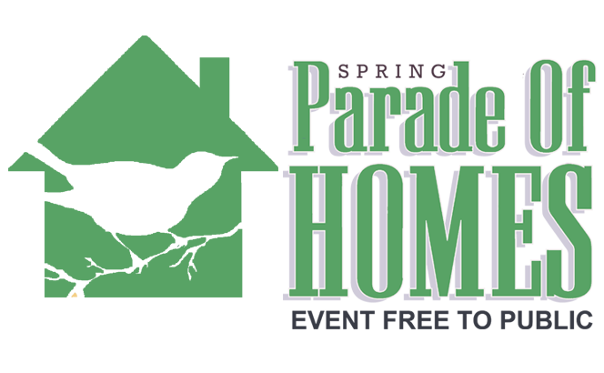 Spring Parade of Homes Logo