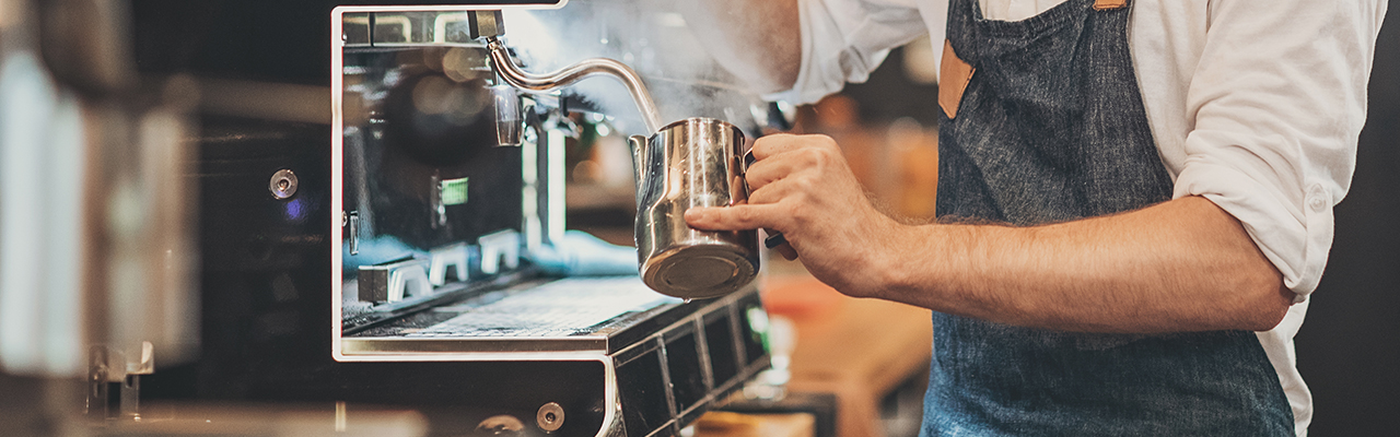 Commercial Coffee Maker Equipment