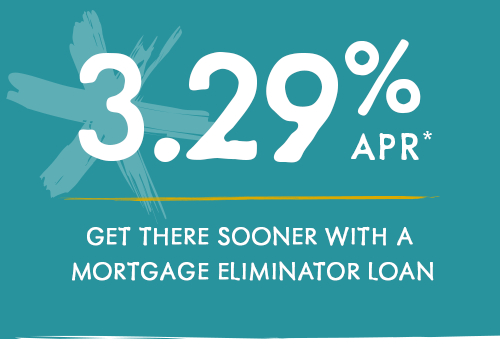 low rate to refinance and pay your mortgage off sooner